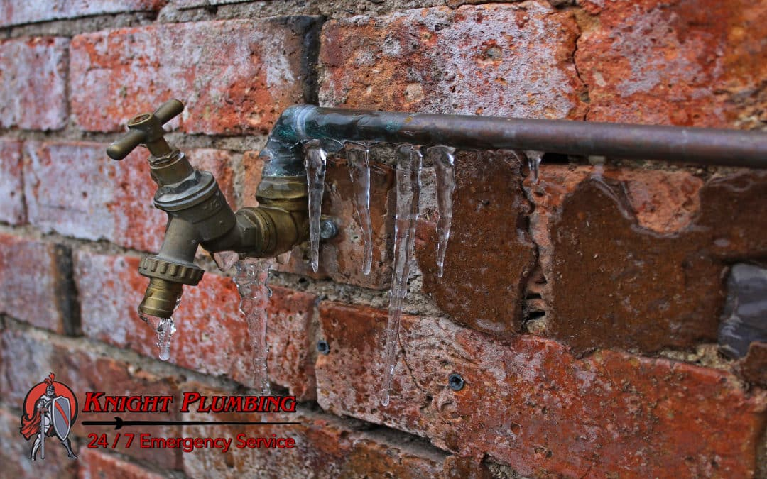 Preventing & Unthawing Frozen Pipes