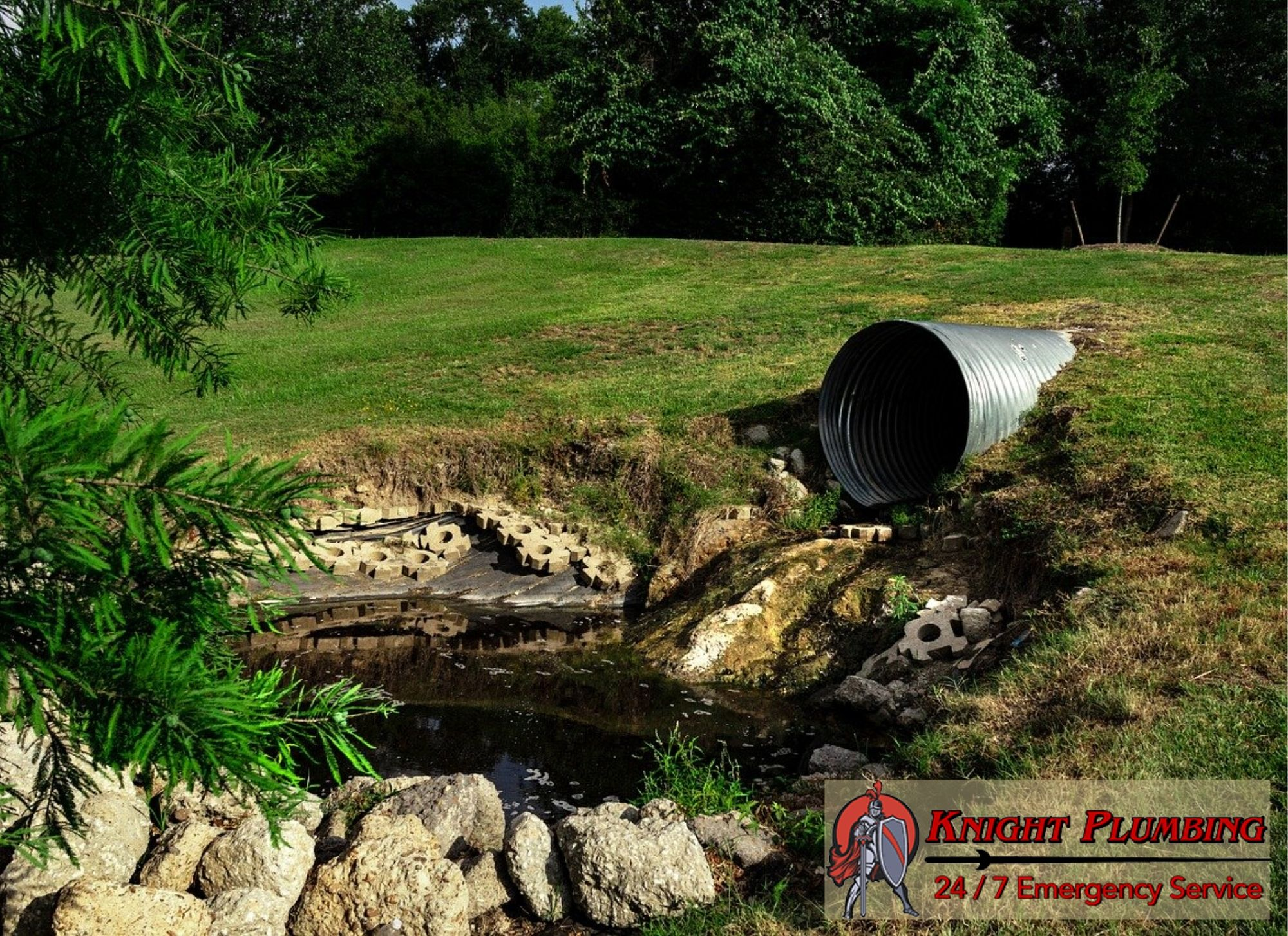 Your Sewer Line Burst! What Do You Do Now?
