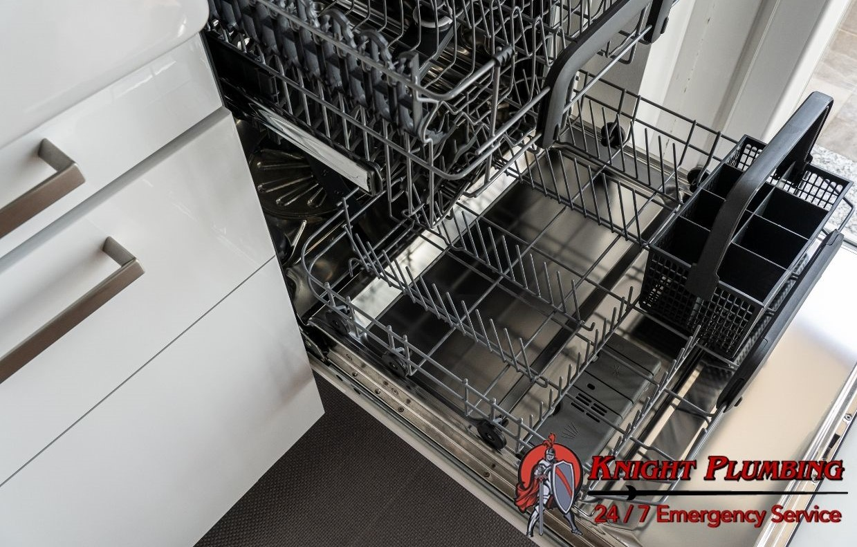 My Dishwasher Won't Drain, What Now?